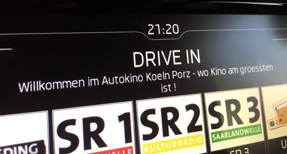 Unser erstes Mal: Autokino Köln-Porz