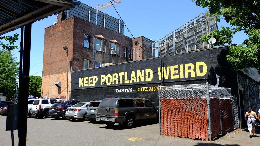 Auf nach Portland, (Oregon Pt. 2)