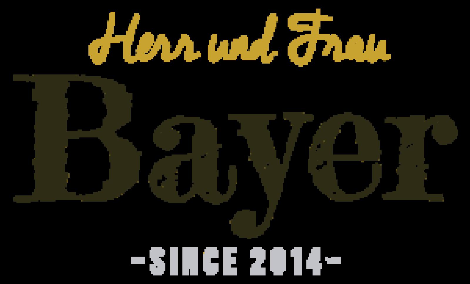 Herr und Frau Bayer